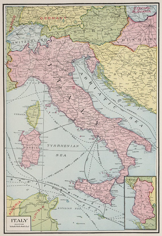 Download free italy maps.