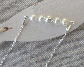 """Silver Pearl """"Pearly pastel"""""""