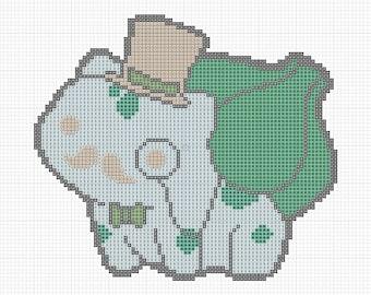 Gentlemon Set Cross Stitch Patterns