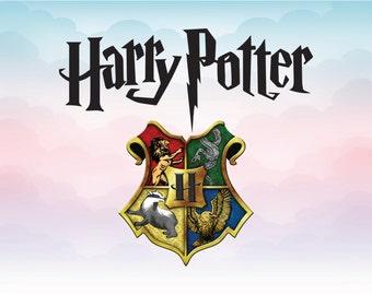 Harry potter logo | Etsy