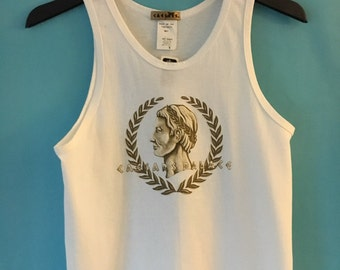 aed534e50243 Vintage Women s Caesars Palace - Head of Caesar T-shirt - Adult