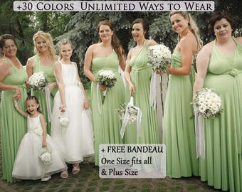 Sage Green Bridesmaid Dress | Sage Green Bridesmaid Dress Etsy