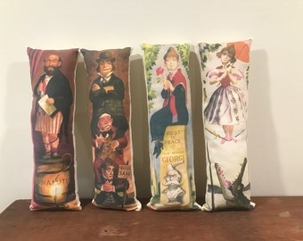 Haunted Mansion Stretching Portrait Pillows