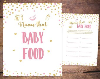 Games Of Baby Showers ~ Baby shower games etsy