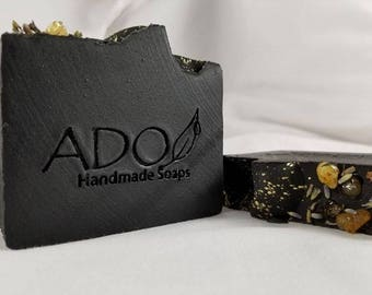 Handmade Soap Raven Dreams with Silk and Honey