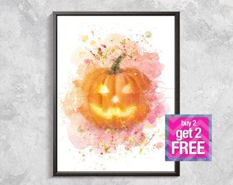 halloween poster etsy