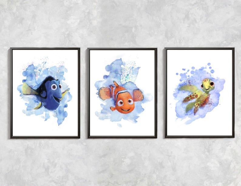 Foto di squirt da trovare Nemo