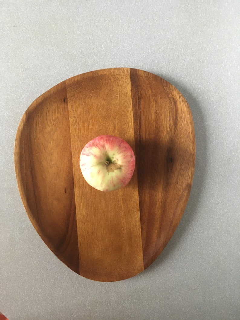 Finnish Casa Stockmann wooden tray.serving plate.Home decor.1990/'s