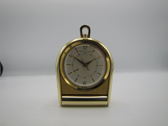 Jaeger lecoultre table alarm clock or pocket