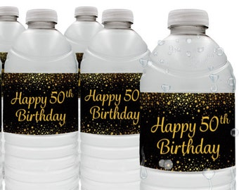 50th Birthday Party Decorations For Men
