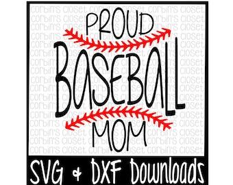 Items Similar To Softball Svg Softball Mom Svg Proud Softball Mom Cut File Dxf Svg Files Silhouette Cameo Cricut On Etsy