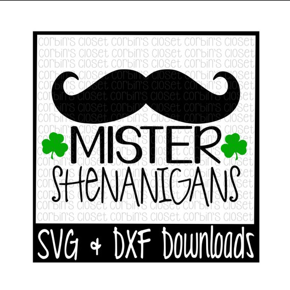 View St Patricks Day Svg * Part Irish All Trouble * St Patricks Svg Cut File Crafter Files