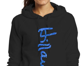 Hillary Clinton for President 2016 Ladies Pullover Hoodie FREE SHIPPING!