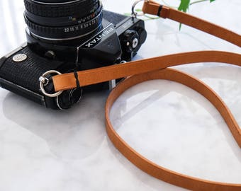 Camera strap⎪Leather camera strap⎪Film leather camera strap⎪Digital leather camera strap⎪Neck strap