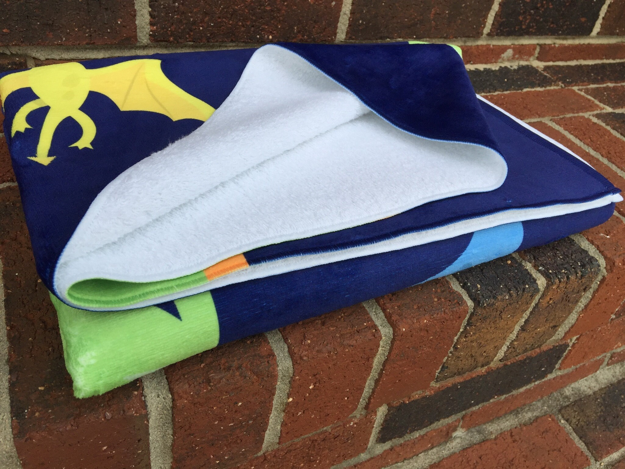 Personalized Tie Dye Beach Towel Tie Dye Towel Monogram