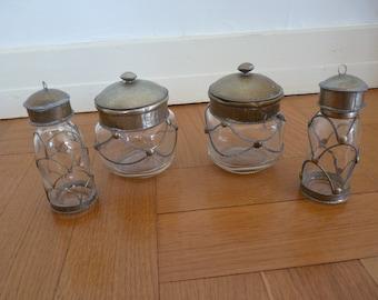 Bottles / jars