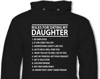 Partnersuche erfolglos. Zehn regeln für die datierung meines t-shirts.