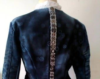 Victorian beauty denim jacket