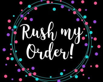 Rush My Order! - Add to Cart with Desired Listing
