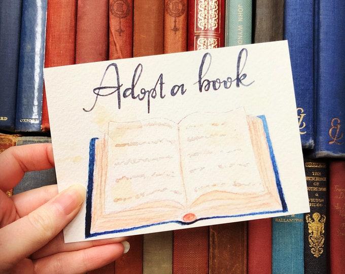 Adopt a Books
