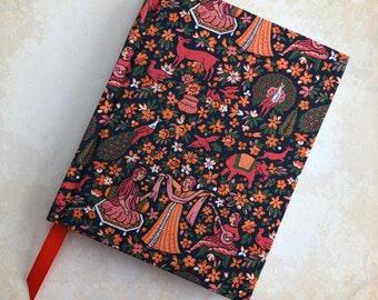 Fabric Notebooks