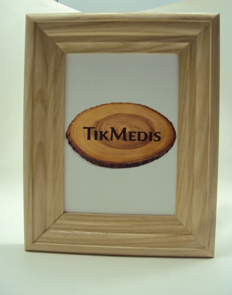 Ash wood frame for pictures size 57 inches