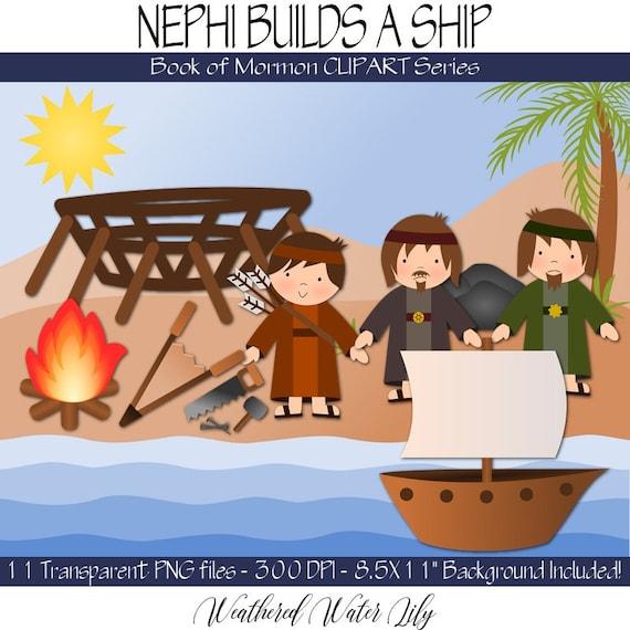Nephi Clipart Lds
