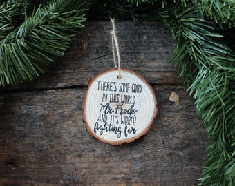 Lord Of The Rings Christmas Ornaments.Lotr Ornament Etsy