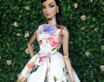 "SPRING DAY - Fashion for Fr2, Barbie, Silkstone and same size 12"" doll"