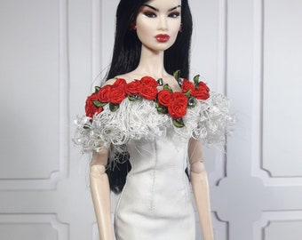 "ROSIORI - Fashion for FR2, Barbie and the same size 12"" Doll"