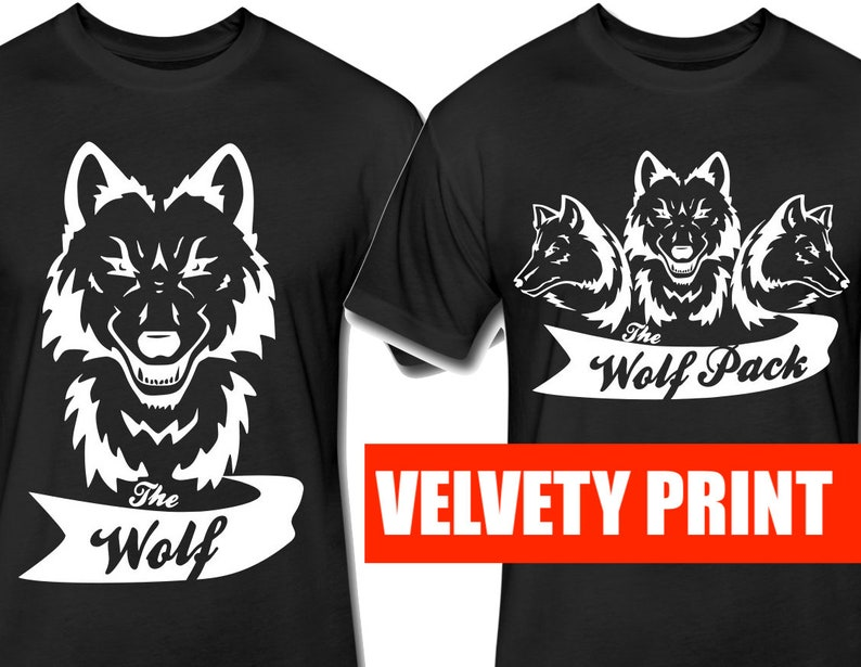6be7e73372f24 VELVETY Premium Bachelor Party Shirts Wolfpack Hangover Funny Custom  Bachelor T Shirt for Groom Bachelors Party Idea Las Vegas Game Over Tee