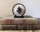 Vintage Fisher Scientific 60 Minute Darkroom Timer, Vintage Laboratory, Kitchen Timer
