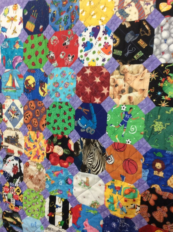 Snowball ISpy Quilt Pattern Kids Quilts Novelty Fabric Etsy Custom I Spy Quilt Pattern