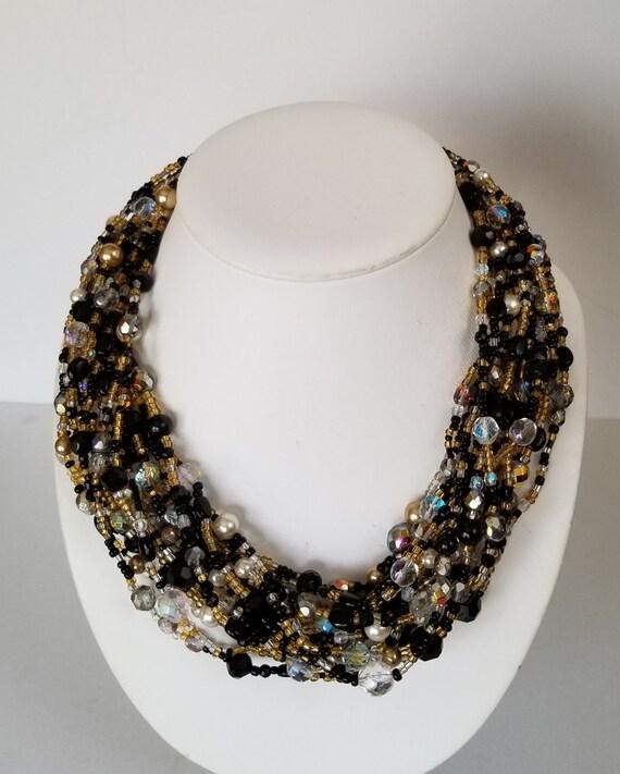 Joan Rivers Multistrand Torsade Necklace, Joan Riv