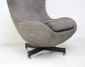Surprising Swivel Chair Etsy Home Interior And Landscaping Mentranervesignezvosmurscom