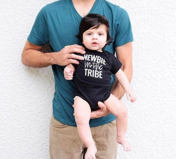 Newbie In The Tribe // Onesie