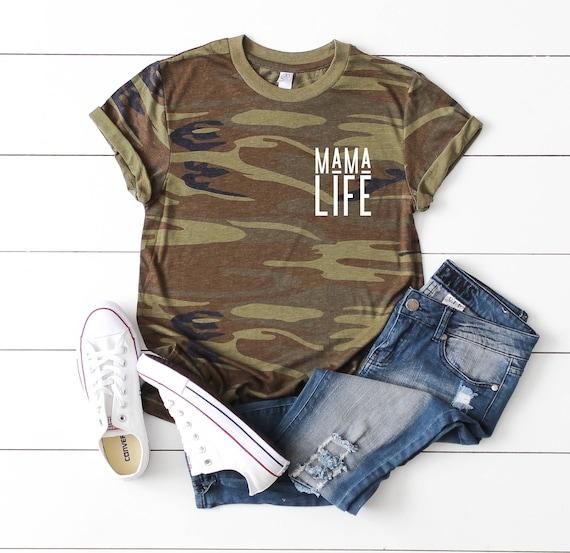 MAMA LIFE // Camo