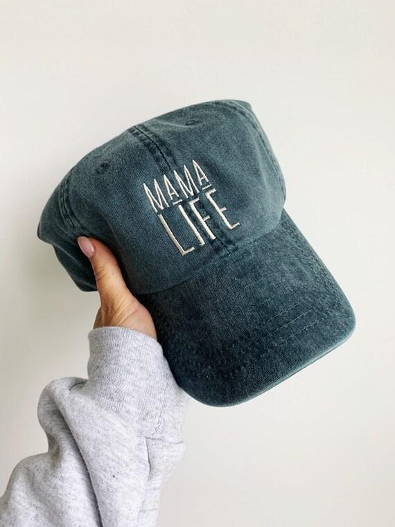 PRE-ORDER // Mama Life Hat // Baseball Cap