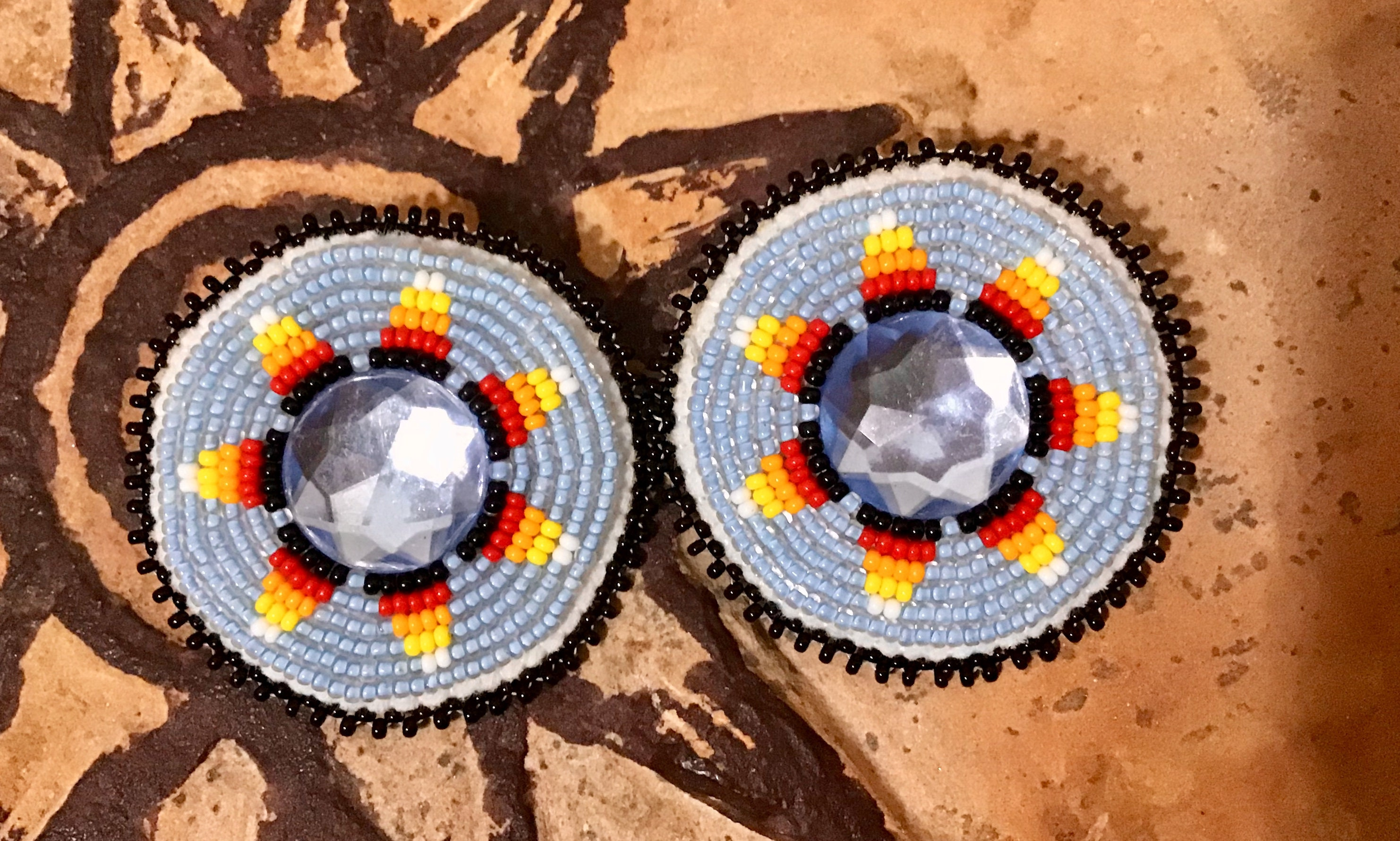 Native America Pow Wow Indian Jewelry Navajo Zuni Tribe Fancy Etsy