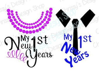 babys first new years svg file happy new year svg new year eps baby new year svg 1st new year svg new year clip art vinyl craft