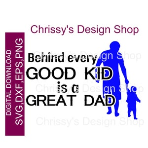 Special Step Dad Svg File Anyone Can Be A Father Dxf Eps Etsy