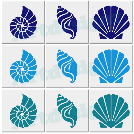 Tile Stickers Tile Picture Tile Stickers Sea Beach Palm Holiday Bathroom WC