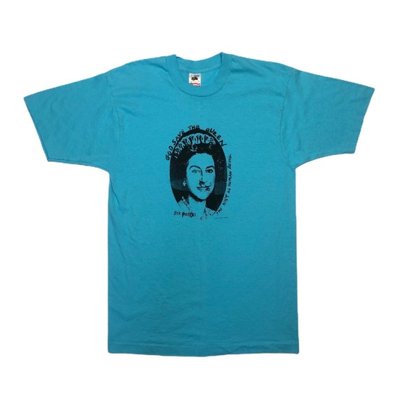 Sex Pistols God Save The Queen T-shirt, 1995