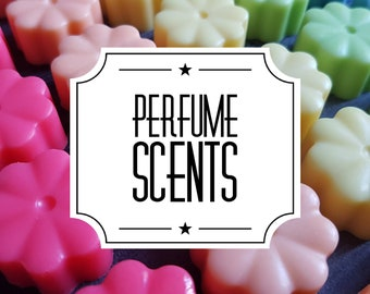 6 Perfume Scented Soy Wax Melts | Wax Melts Burner | Wax Tarts | Wax Melts | Highly Scented | Gift