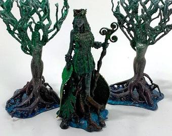Danu, Celtic Goddess statue, mother of the Tuatha Dé Danann, River Goddess, Anann / Anu / Dana, mother of gods and goddesses