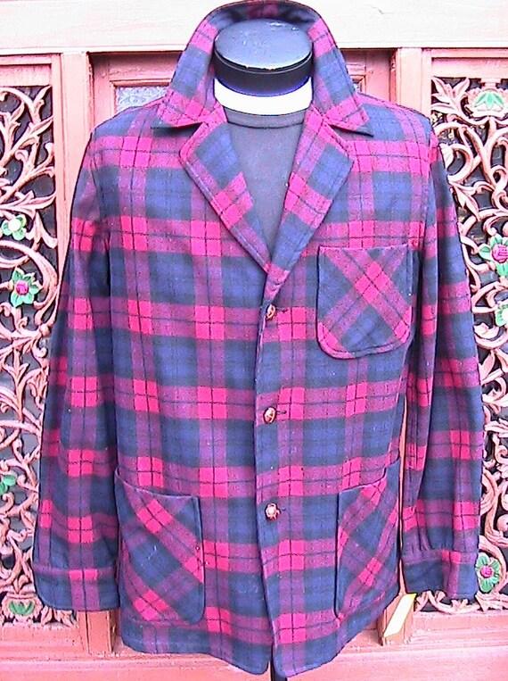 50s Pendleton Shirt/Jacket