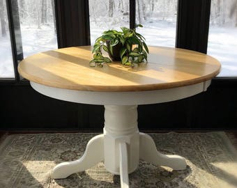 Claw Foot Table Etsy