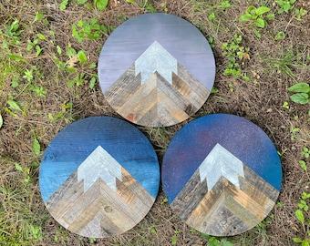 """Mosaic Mountain Round 16"""""""