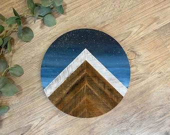 """Mosaic Mountain Round 13"""""""