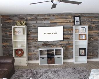 Reclaimed Wood Wall Paneling (Barn Wood)
